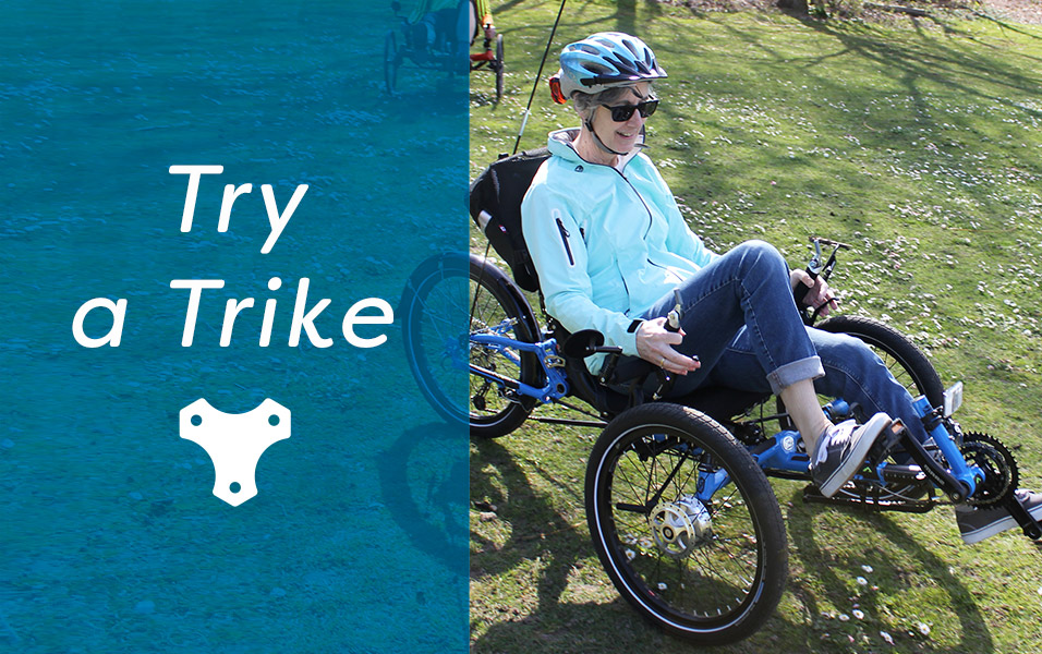 Try a Trike at Seattle Trike